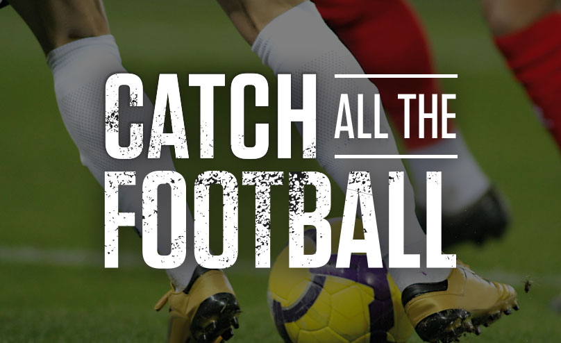 Watch Football at The Duke Of Devonshire