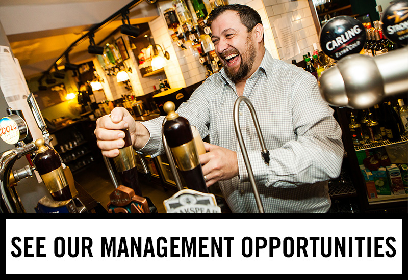 Management opportunities at The Duke Of Devonshire